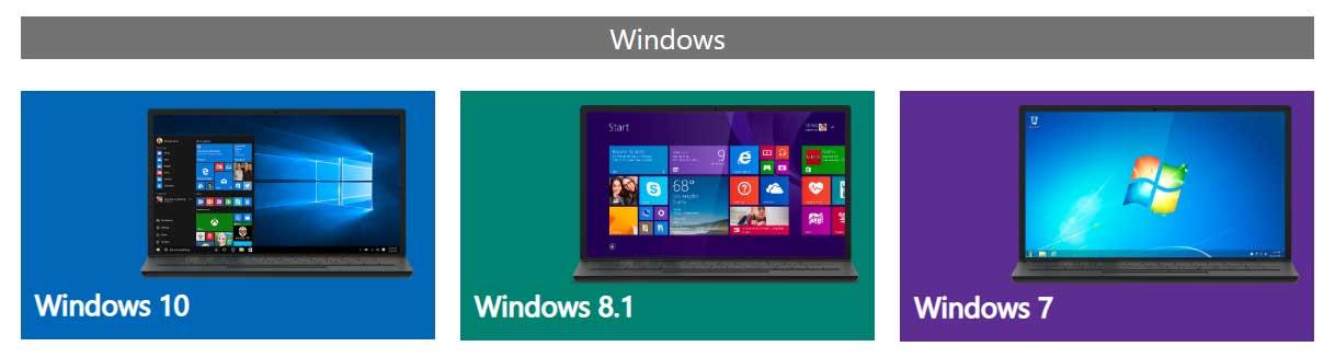 Como descargar legalmente cualquier versión de Windows 7, 8, 8.1 y 10 y Microsoft Office